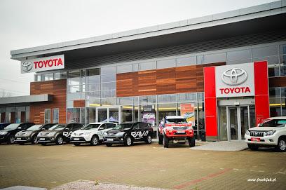 Toyota Wrocław Długołęka Dobrygowski